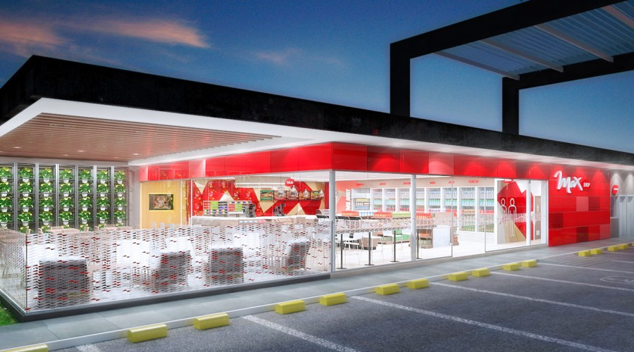 Petromax Diseño Retail Paraguay
