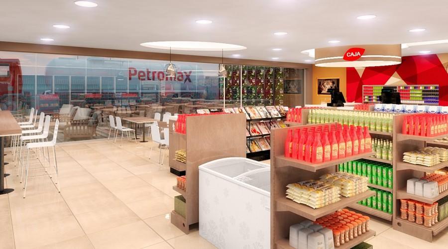 Diseño Retail Petromax