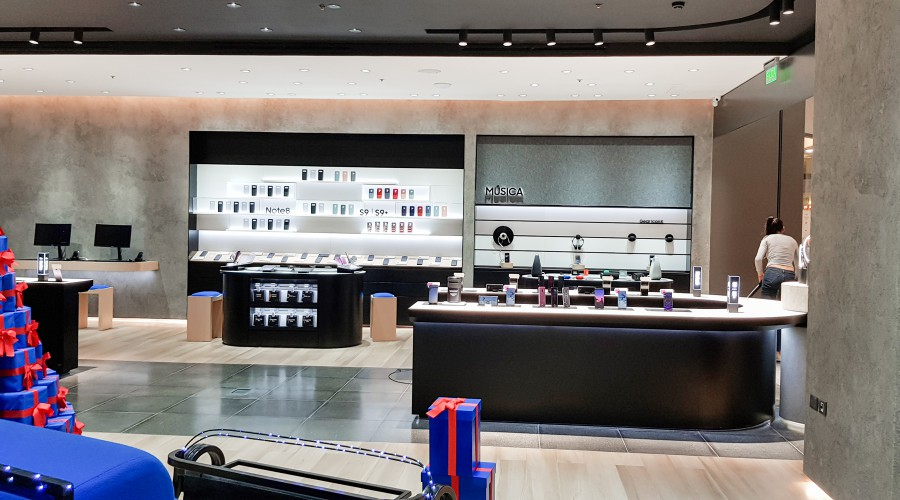 Samsung Argentina Retail