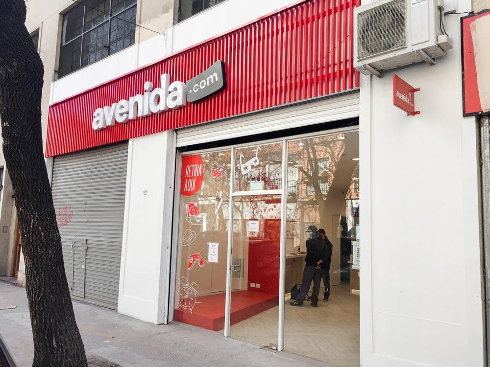 Avenida Diseño Retail