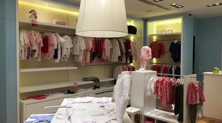 Baby Cottons Diseño Retail