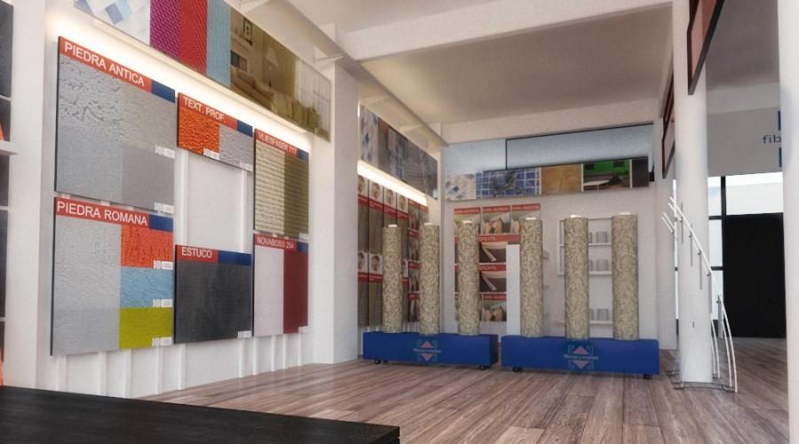 Fibras y Mallas Diseño Retail