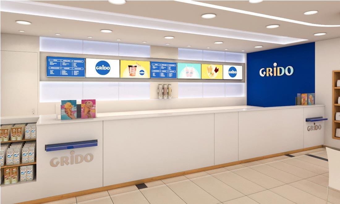 Grido Diseño Retail