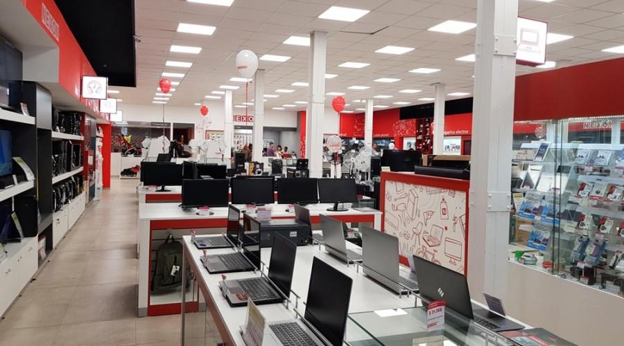 Nexon Diseño Retail