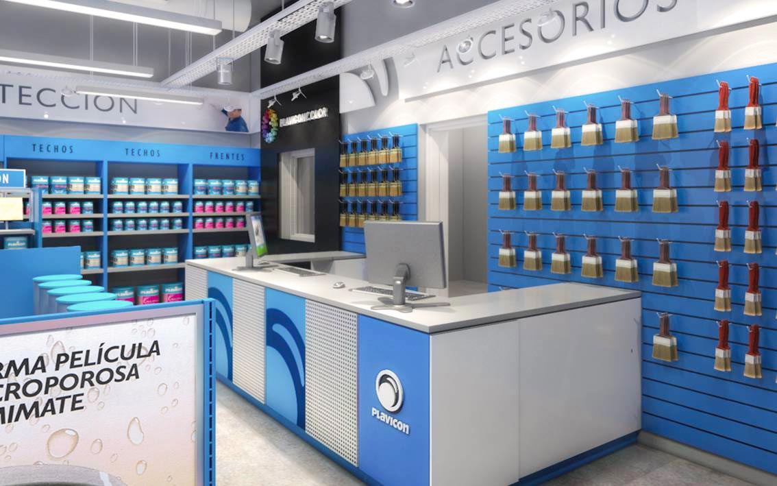 Plavicon Diseño Retail