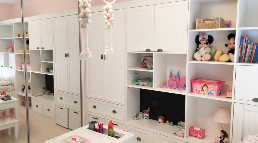 Diseño de dormitorio para Niños