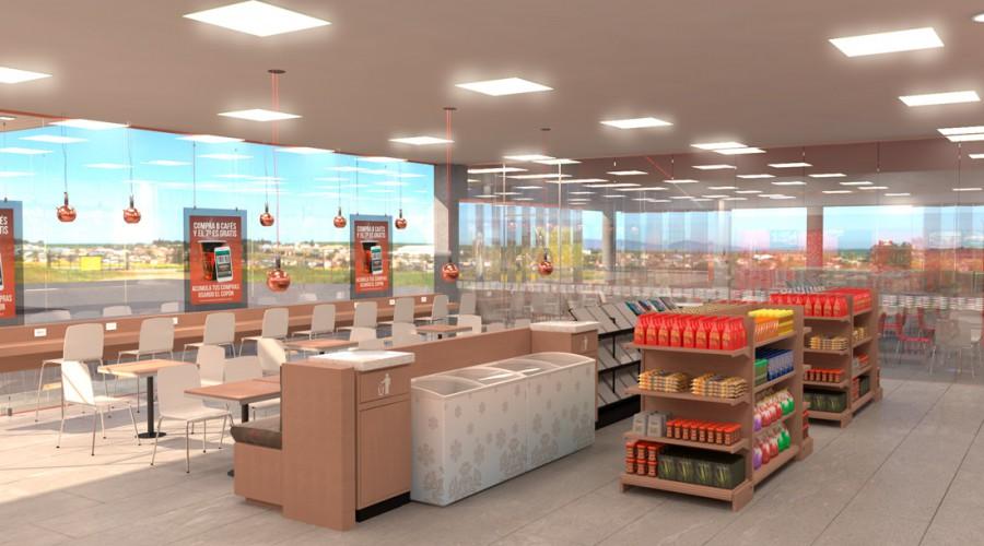 Petromax Diseño Retail