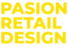 Pasion Retail Design Logo
