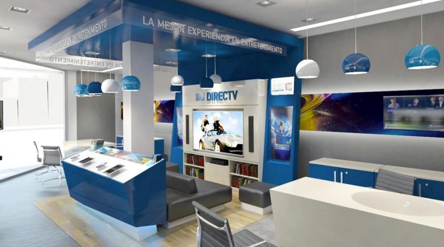 DirecTV Diseño Retail