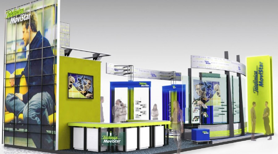 Movistar Diseño Retail