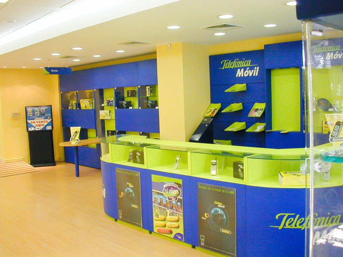 Telefónica Diseño Retail