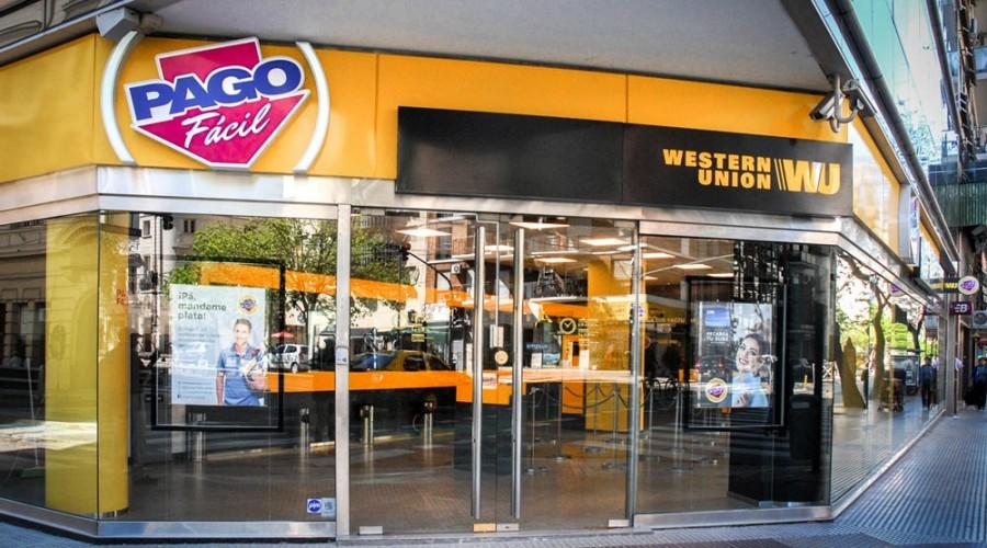 Western Union Diseño Retail