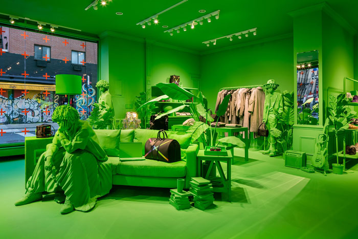 POP UP STORE Louis Vuitton
